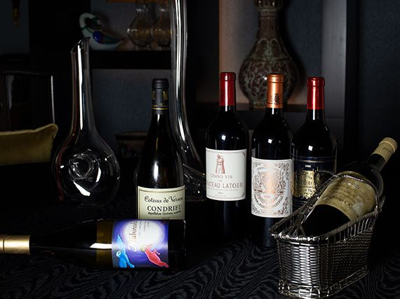 中国料理 大阪 ワイン